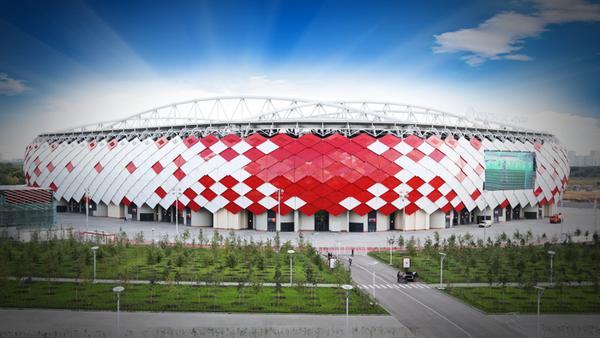 Стадион Спартак - Sputnik Узбекистан