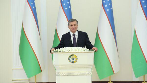 Vыstupleniye Shavkata Mirziyoyeva pered deputatami - Sputnik Oʻzbekiston