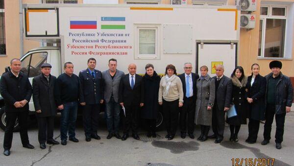 Роспотребнадзор передал Казахстану и Узбекистану две микробиологические лаборатории - Sputnik Узбекистан