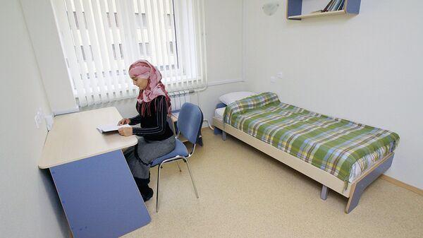 Комната в студенческом общежитии - Sputnik Узбекистан