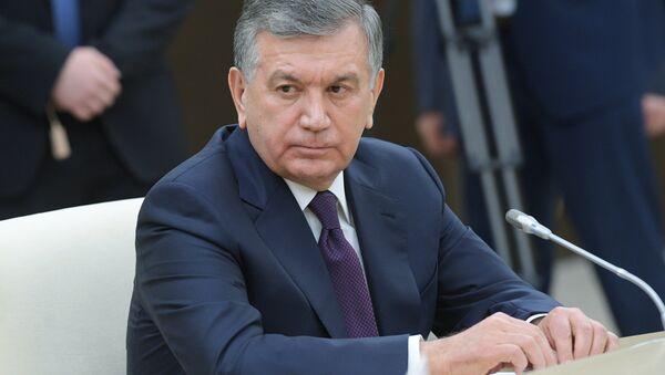 Президент Республики Узбекистан Шавкат Мирзиёев на неформальной встрече глав государств СНГ - Sputnik Ўзбекистон