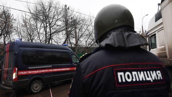 Ситуация на Иловайской улице в Москве - Sputnik Узбекистан