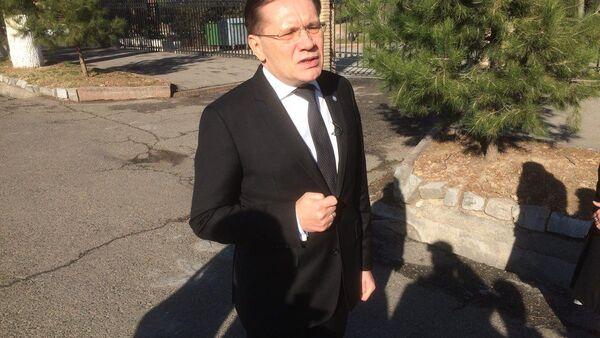 Генеральный директор госкорпорации Росатом Алексей Лихачев - Sputnik Ўзбекистон