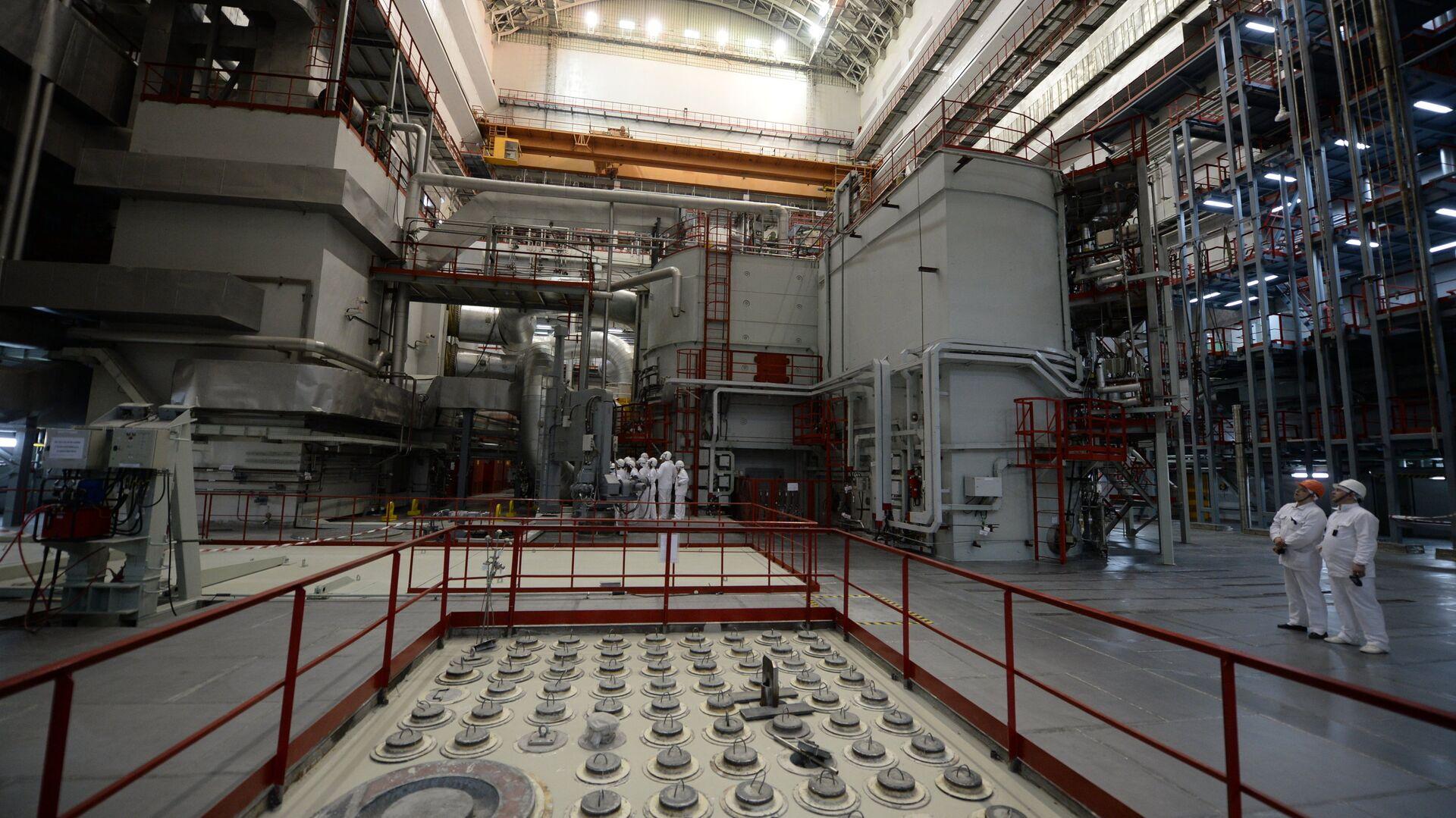 Атомная электростанция - Sputnik Узбекистан, 1920, 06.09.2021