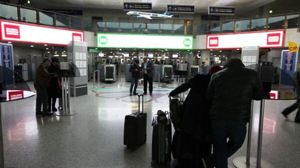 Mejdunarodnыy aeroport Tashkenta - Sputnik Oʻzbekiston