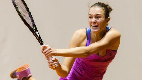 Узбекская теннисистка Нигина Абдураимова - Sputnik Узбекистан