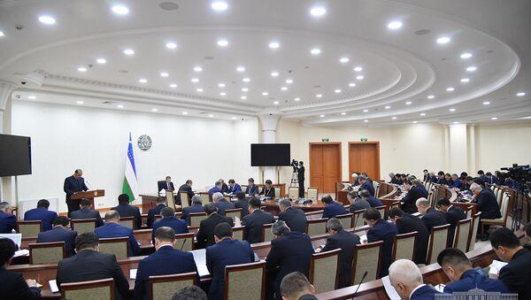Кабинет министров Узбекистана - Sputnik Узбекистан
