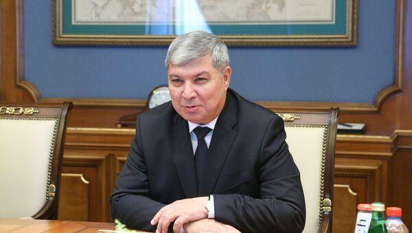 Ибрагимов Гуломжон Иномович - Sputnik Узбекистан