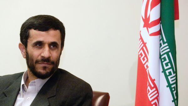 Махмуд Ахмадинежад - Sputnik Узбекистан
