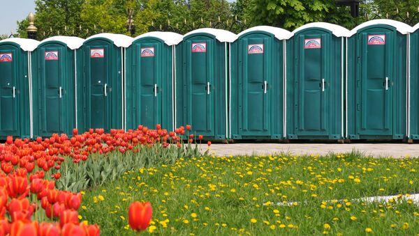 Mobilnыe tualetы - Sputnik Oʻzbekiston