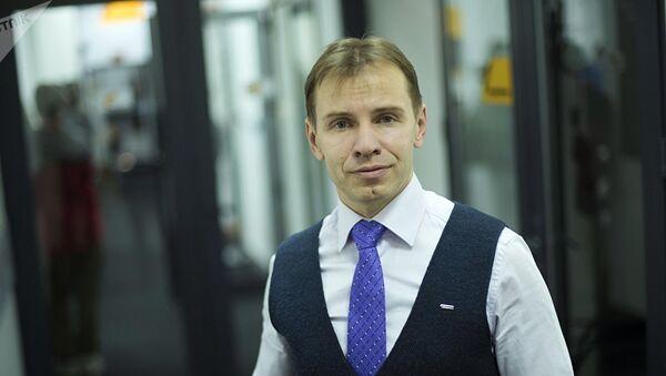 Astrolog Andrey Ryazantsev - Sputnik Oʻzbekiston