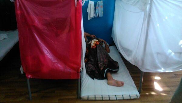Центр временного содержания иностранных граждан в Приморье - Sputnik Узбекистан