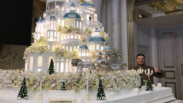 Tort v Chimkente - Sputnik Oʻzbekiston