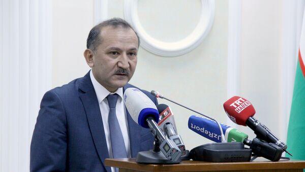 Ниязходжаев Саидикрам Пархатович, заместитель Министра иностранных дел - Sputnik Ўзбекистон
