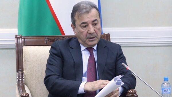 Садык Сафаев о причинах разработки и принятия новой оборонной доктрины - Sputnik Узбекистан