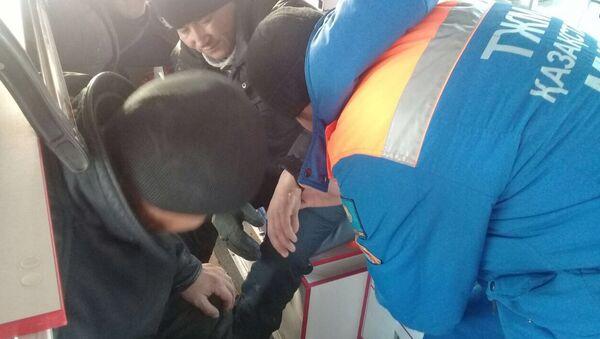 Boleye 50 chelovek pogibli v zagorevshemsya avtobuse v Kazaxstane - Sputnik Oʻzbekiston