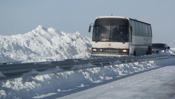 Avtobus Setra - Sputnik Oʻzbekiston