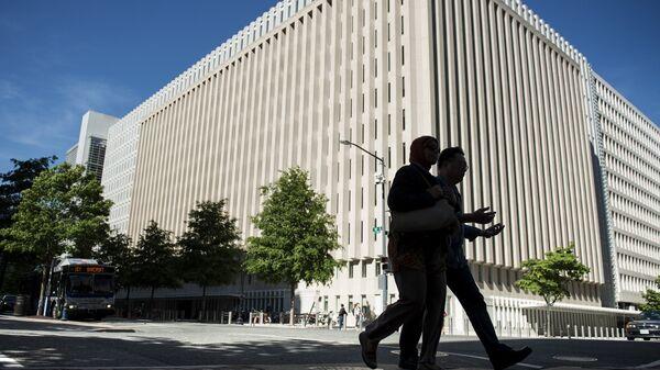 Штаб-квартира Всемирного банка в Вашингтоне - Sputnik Узбекистан