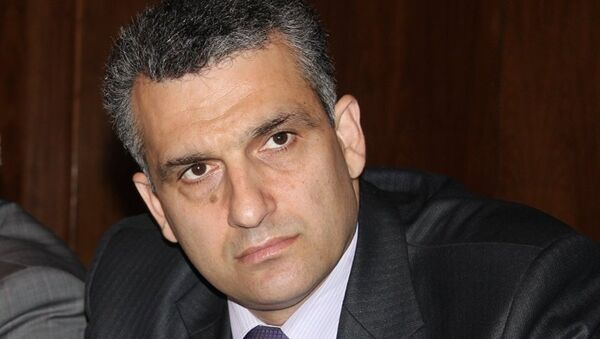 Политолог Араик Степанян - Sputnik Узбекистан