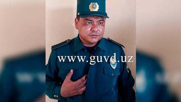 В Ташкенте задержали лжеинспектора УБДД - Sputnik Узбекистан
