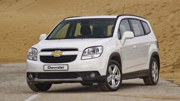 Chevrolet Orlando - Sputnik Ўзбекистон