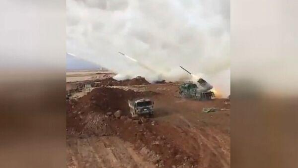 Турецкие военные ракетными установками обстреляли позиции сирийских курдов в Африне - Sputnik Ўзбекистон
