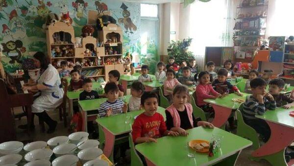 Detskiy sad v Tashkente - Sputnik Oʻzbekiston