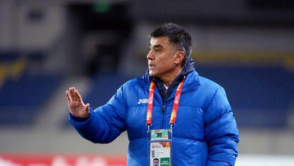 Trener sbornoy Uzbekistana U23 Ravshan Xaydarov - Sputnik Oʻzbekiston