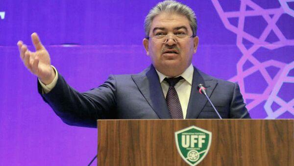 Achilbay Ramatov - Pervыy zamestitel Premyer-ministra Respubliki Uzbekistan - Sputnik Oʻzbekiston