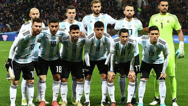 Сборная Аргентины по футболу - Sputnik Узбекистан