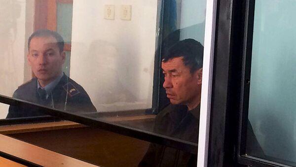 Sud arestoval voditeley sgorevshego avtobusa v Kazaxstane - Sputnik Oʻzbekiston