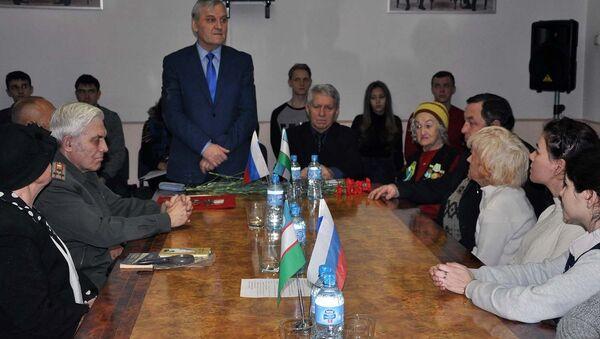 В Ташкенте отметили 74-ю годовщину снятия блокады Ленинграда - Sputnik Узбекистан
