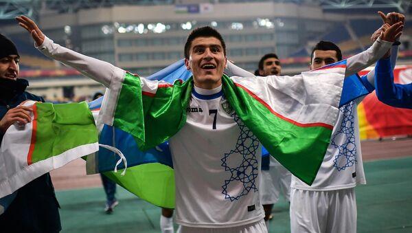 Самым ценным игроком чемпионата Азии признан Одилжон Хаморбеков - Sputnik Узбекистан