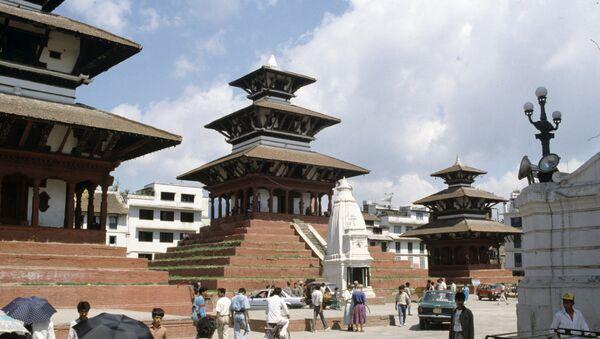Nepal, Katmandu - Sputnik Oʻzbekiston