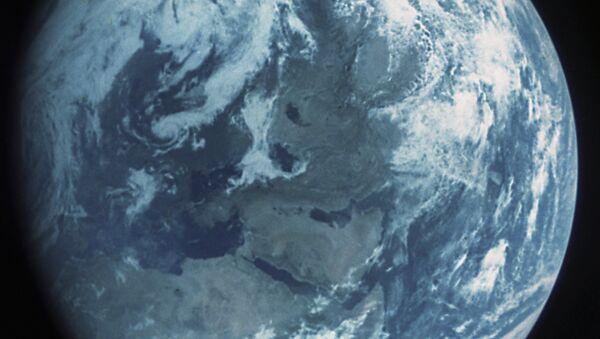 Снимок Земли - Sputnik Узбекистан