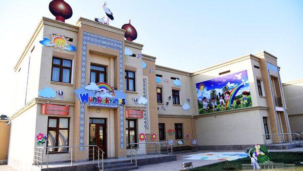 Шавкат Мирзиёев побывал в частном дошкольном образовательном учреждении в Шахрисабзе - Sputnik Ўзбекистон