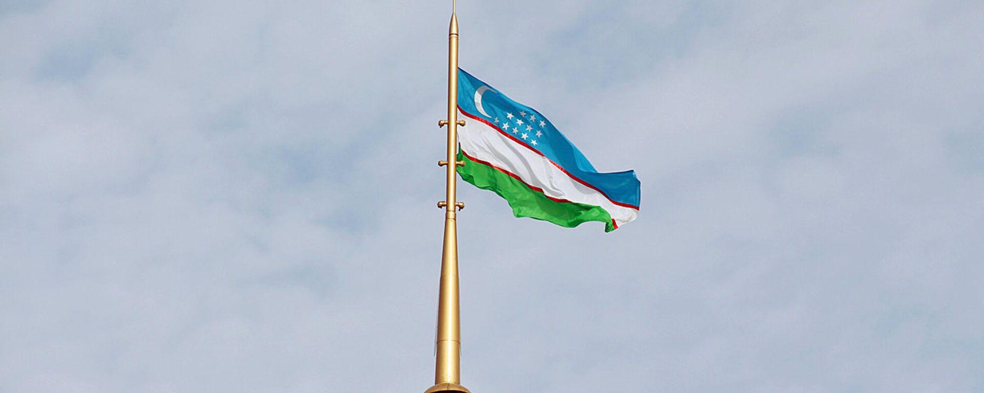Флаг Узбекистана - Sputnik Узбекистан, 1920, 05.02.2021