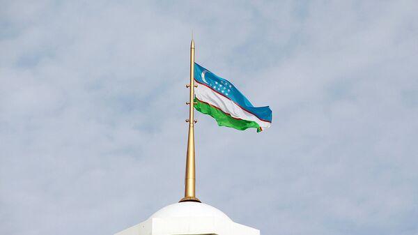 Флаг Узбекистана - Sputnik Узбекистан