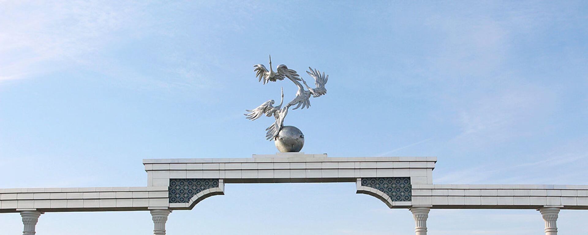 Площадь Независимости - Sputnik Узбекистан, 1920, 30.08.2021