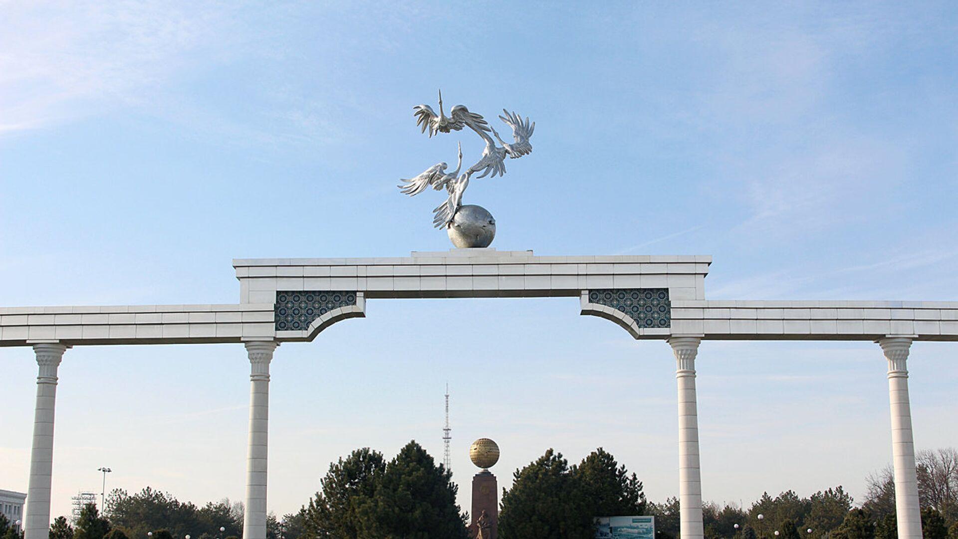 Площадь Независимости - Sputnik Ўзбекистон, 1920, 08.03.2021