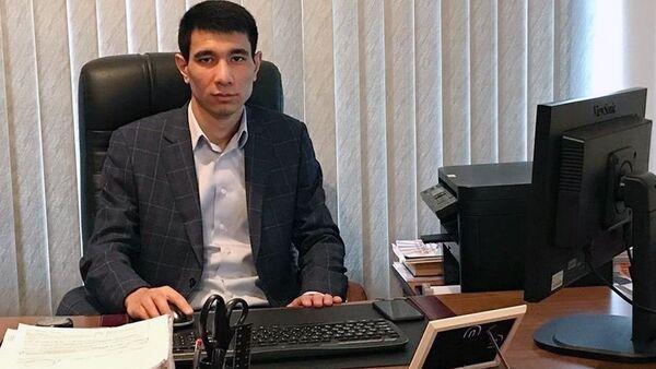 Юрист Ботиржон Шерматов - Sputnik Ўзбекистон