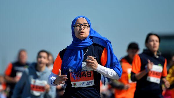 Участники Казанского марафона 2016 - Проверь себя в Казани - Sputnik Узбекистан