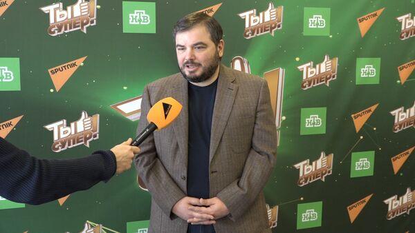 Генеральный продюсер телеканала НТВ Тимур Вайнштейн поделился впечатлениями об участниках из Ближнего Зарубежья - Sputnik Узбекистан