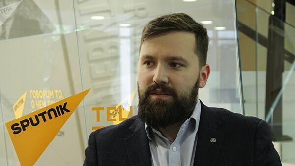 Дмитрий Егорченков - Sputnik Узбекистан