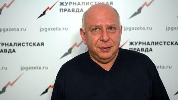 Публицист, руководитель Московского политологического клуба Евгений Бень - Sputnik Узбекистан