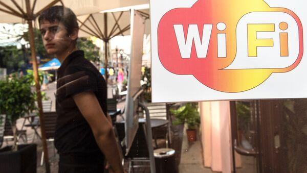 Tochki dostupa Wi-Fi-interneta v publichnыx mestax - Sputnik Oʻzbekiston