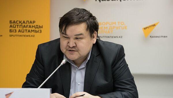 Jaksыlыk Sabitov - Sputnik Oʻzbekiston