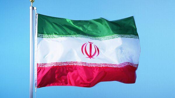 флаг Ирана - Sputnik Ўзбекистон