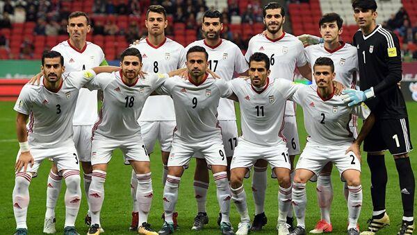 Сборная Ирана по футболу - Sputnik Узбекистан