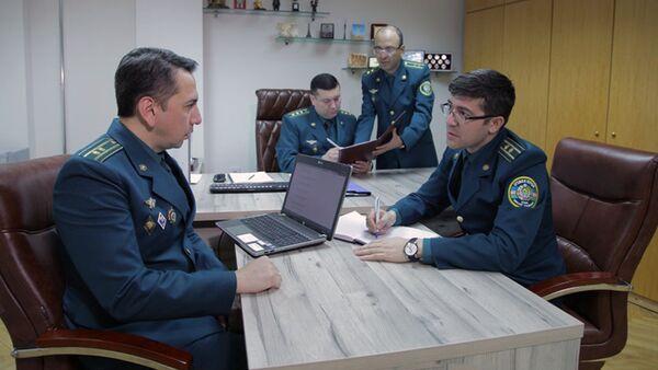 Сотрудники МВД Узбекистана - Sputnik Ўзбекистон